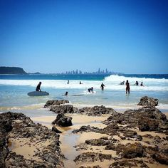 Currumbin was pumpin today. Perfect sets rolling through! A Surfers Delight! #currumbin #currumbinalley #currumbinbeach #goldcoast #queensland #qld #australia #surf #sun #sand #ilovequeensland #ilovegoldcoast #visitgoldcoast #visitqueensland #discovergoldcoast #discoverqueensland #igersgoldcoast #beach #travel #fun #holidays #love #fitness #walks #morningwalks #health #nature #thisisqueensland by brad_rizzle http://ift.tt/1X9mXhV