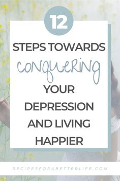 Depression can hold you back. Here are 12 things I did to help me understand what happy felt like. Beating Depression, Overcoming Depression, Positive Living, Positive Mindset, Health And Wellbeing, Mental Health, Chemical Imbalance, Psychology Degree, Mental Disorders