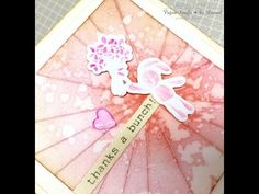 Heat Embossing and Watercoloring - Essentials by Ellen Pin Sights Challenge