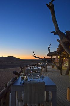 One of the most luxurious stays you can have in Namibia is at Little Kulala - surrounded bt beautiful desert and some of the world's highest sand dunes. Land Of The Brave, Namibia, Travel Set, Africa Travel, Amazing Destinations, Reggae, Places Ive Been, Things To Come, Camping