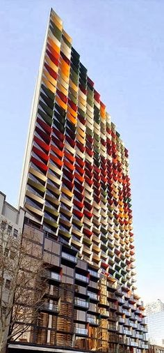A'Beckett Tower Architects: Elenberg Fraser Location: Melbourne, Australia