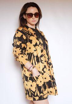 Vintage 80s floral jacket | Neon Hustle | ASOS Marketplace