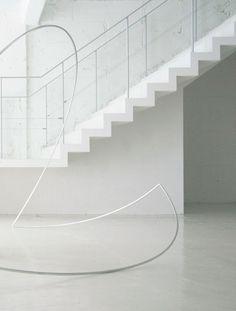 中村竜治建築設計事務所による、132 5.ISSEY MIYAKE「CIRCULAR」のためのインスタレーション「円を折る」 | architecturephoto.net | 建築・デザイン・アートの新しいメディア。アーキテクチャーフォト・ネット