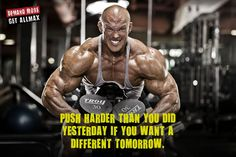 Why not try this out reputed bodybuilding motivation Bodybuilding Motivation, Bodybuilding Diet Plan, Bodybuilding Quotes, Bodybuilding Supplements, Fitness Motivation Pictures, Sport Motivation, Health Motivation, Motivation Quotes, Bodybuilder