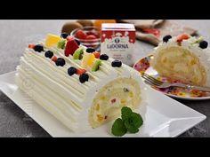 Rulada diplomat cu fructe, gustul copilariei ideala pentru Revelion | JamilaCuisine - YouTube