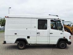 Mercedes-Benz, 510 KA, Innen ausgebaut,mit Kühlschrank,105PS, Transporter, Sonstige in 27419 Sittensen, gebraucht kaufen bei AutoScout24 Trucks