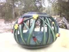 Ladybugs Ladybugs, Garden Hose, Bicycle Helmet, Gourds, Hats, Outdoor, Outdoors, Pumpkins, Sombreros