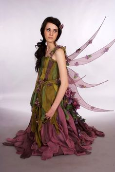 Awesome fairy costumes