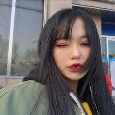 Korean, ulzzang, asian girl