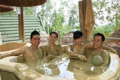 Tap ba hot spring. Nah trang.