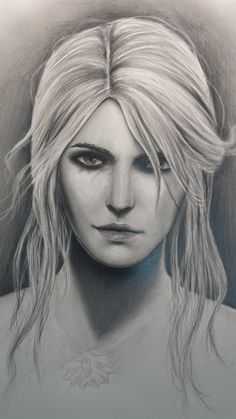 Character drawing, game character, character design, the witcher wild hunt, The Witcher Game, Witcher Art, Witcher 3 Wild Hunt, Fanart, Fantasy Characters, Female Characters, Fantasy World, Fantasy Art, Witcher Wallpaper