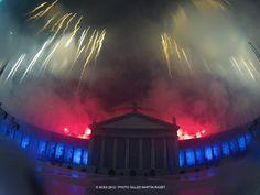 AC World Series Naples Opening Ceremonies
