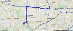 Driving Directions from 8040 Clayton Rd, Richmond Heights, Missouri 63117 to 3015 Barrett Station Rd, Saint Louis, Missouri 63122 | MapQuest
