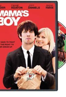 Current movie in the DvD while running. Really predictable, but I am enjoy Anna Farris in this one.