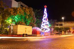ACIL - Associação Comercial, Industrial e Serviços de Leopoldina-MG Montagem e Desmontagem de árvore de Natal