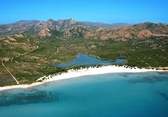 Bidderosa, Orosei, Sardinia, Italy.  Access is limited by ticket...natural preserve.