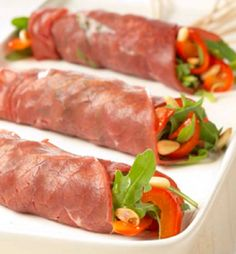 Recette : Roulade de boeuf avec viande à fondue. Pot Roast Recipes, Steak Recipes, Fondue Recipes, Appetizer Recipes, Cooking Recipes, Healthy Finger Foods, Healthy Eating, Healthy Recipes, Tapas