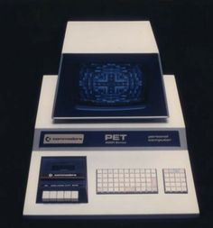 September 3, 1977 - The Commodore PET computer is first sold.  We had a bunch of these at our elementary school (mid-80s).