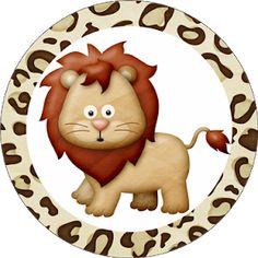 Fazendo a Propria Festa: KIT DE PERSONALIZADOS TEMA SAFARI Safari Party, Tag Safari, Zoo Party Themes, Safari Thema, Jungle Party, Jungle Safari, Jungle Theme Cakes, Jungle Theme Birthday, Baby Boy Decorations