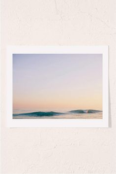 Shop Max Wanger Waves No. 2 Art Print at Urban Outfitters today. Wood Molding, Photo Wallpaper, Galaxy Wallpaper, Recycled Wood, Negative Space, Wall Collage, Wall Prints, Aesthetic Wallpapers, Line Art