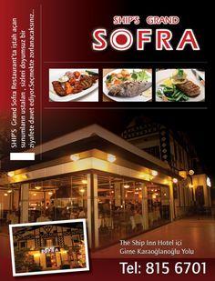 restaurant promotion design