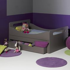lit evolutif fillette lit pour petite fille 18 mois 2 ans 3 ans 4 ans 5 ans lit baldaquin. Black Bedroom Furniture Sets. Home Design Ideas
