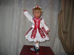 Valentine Red AG Irish Solo Dress by colmurph2000, via Flickr