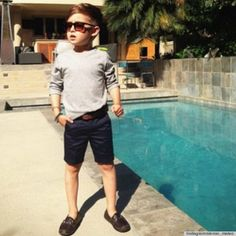alonso mateo.....  seriously this kid has better style thn most grown men!