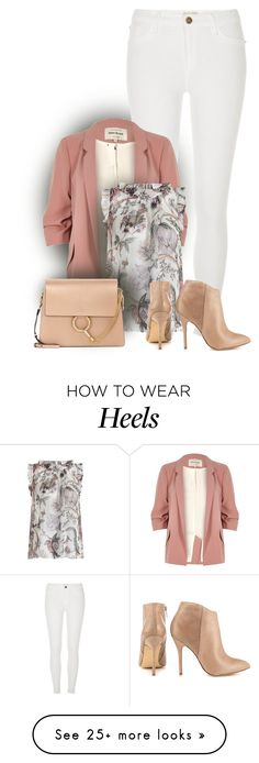 """""""Untitled #687"""" by seahag2903 on Polyvore featuring River Island, Zimmermann, Chloé and Steve Madden"""