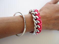 Silk bracelet!