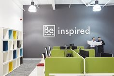 Beatus Cartons office by Paramount Interiors, Porth – UK » Retail Design Blog