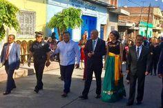 20 de noviembre, desfile de unidad y armonía entre mexicanos: Juan Pablo   Al participar en desfile cívico-deportivo con motivo del 106 Aniversario del Inicio de la Revolución Mexicana, en Zacapu, el coordinador del Grupo Parlamentario del PRD en el Congreso del Estado llamó a la unidad y armonía entre los mexicanos