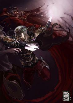 League of Legends Lucian by Ariss18