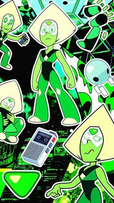 Peridot Wallpaper   Steven Universe