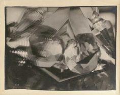 ALVIN LANGDON COBURN (1882-1966)   Vortograph, 1917