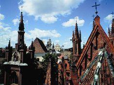 Vilnius, Lithuania - old town