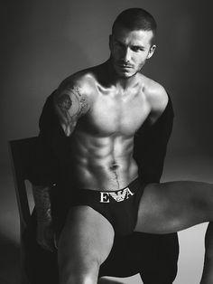 David Beckham....ahem!