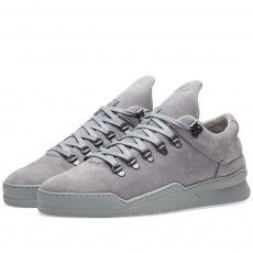 Filling Pieces Mountain Cut Sneaker (Ghost Tone Grey)