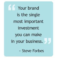 """""""Your brand is the single most important investment you can make in your business"""" - Steve Forbes Advertising Quotes, Marketing Quotes, Business Motivation, Business Quotes, Sales Motivation, Marca Personal, Personal Branding, Strategy Quotes, Sales Quotes"""