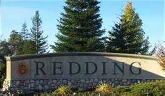 Redding California.  Spending the night here. Traveled 350 miles today.