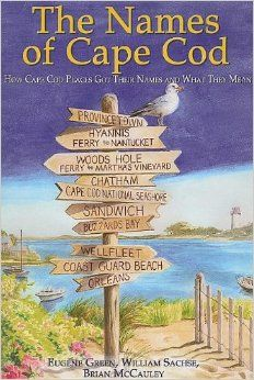 Names of Cape Cod
