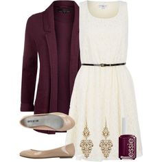 Teacher Outfits on a Teacher's Budget 116, created by allij28 on Polyvore