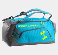 Under armour backpack duffle bag