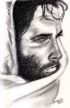I love this sketch of Jesus♥