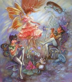 Judy Mastrangelo Fairy Myth Mythical Mystical Legend Elf Fairy Fae Wings Fantasy Elves Faries Sprite Nymph Pixie Faeries