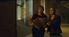 ron weasley and hermione granger   ... rupert_grint_as_ron_weasley_and_emma_watson_as_hermione_granger.jpg