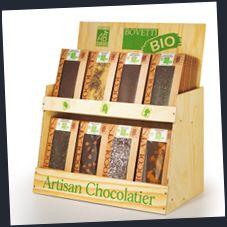 Bovetti - Bovetti, Artisan chocolatier : The Organic range