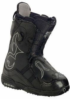 Cool Burton Iroc Snowboard Boots Black Women's