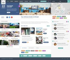 Event directory WordPress theme which kick-start your online business. Comes with AIT Page Builder allowing you to create own layout