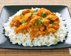 Curry de poulet à la noix de coco | Cuisine AZ